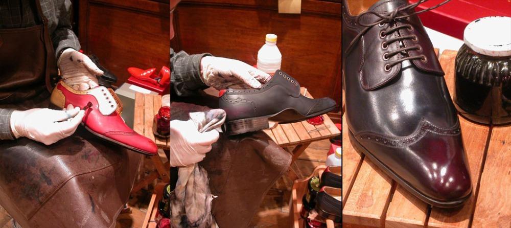 перекраска обуви мытищи
