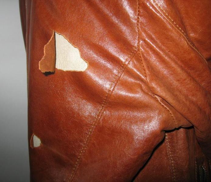 ремонт кожаной одежды мытищи