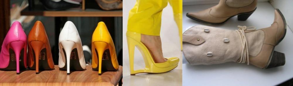 замена и ремонт каблуков мытищи